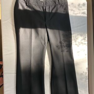 Banana republic trousers with cuff detail